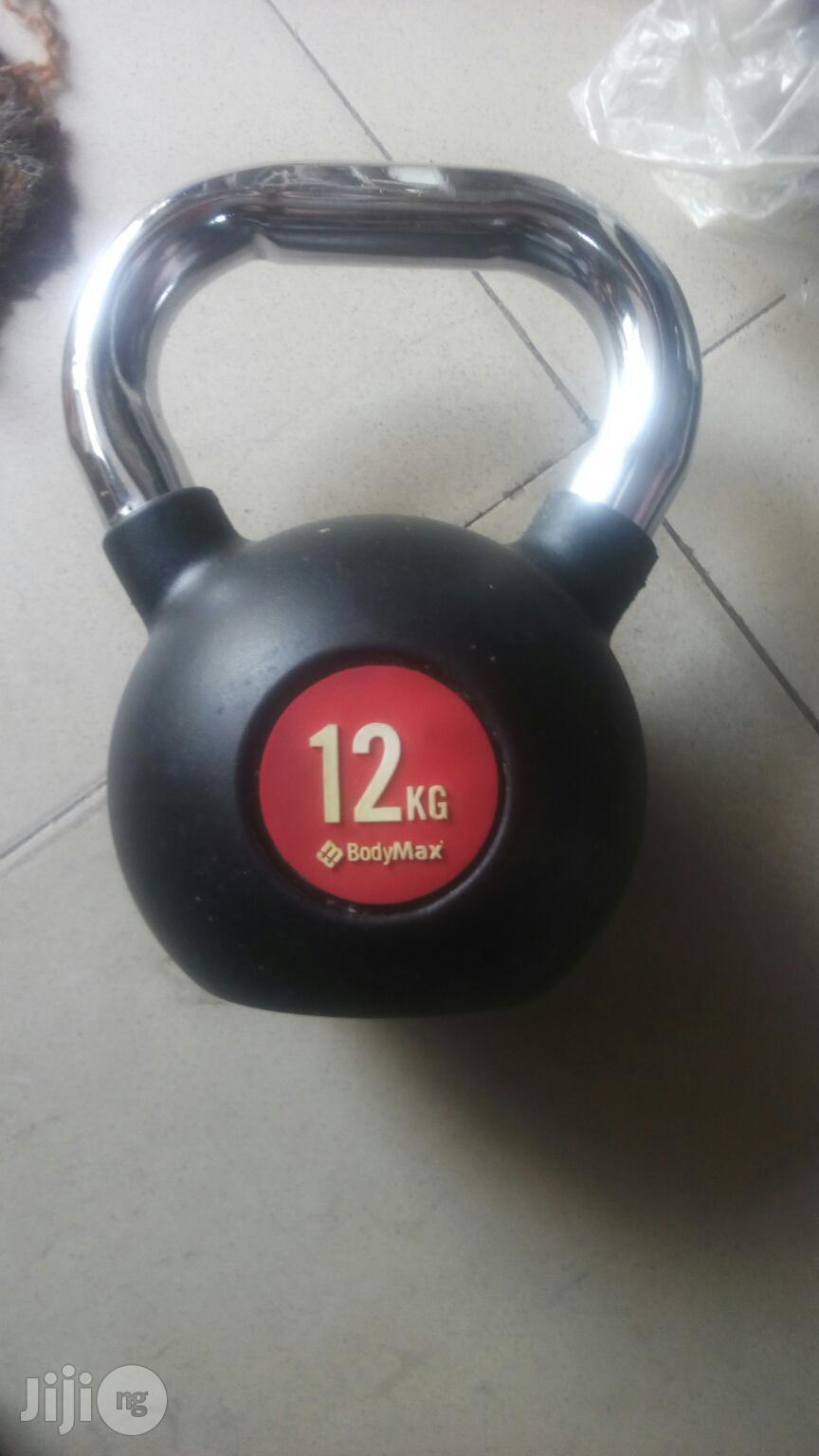 12kg Bodymax Kettlebell