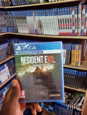 PS4 Resident Evil Biohazard | Video Games for sale in Lagos State, Agege