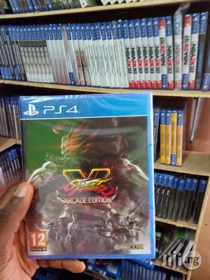 PS4 Street Fighter V: Arcade Edition | Video Games for sale in Lagos State, Ikeja
