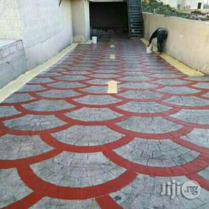 3D Floor Design 10000 Sqm, Say No To Interlocking Stones | Landscaping & Gardening Services for sale in Lagos State, Abule Egba