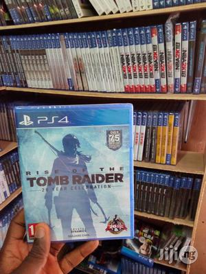 PS4 Rise Of The Tomb Raider: 20 Year Celebration   Video Games for sale in Lagos State, Ikeja