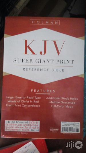 Giant Bible Kjv, Pulpit Bible | Stationery for sale in Lagos State, Yaba