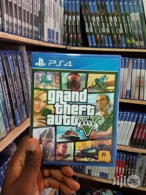 Ps4 GTA V- Grand Theft Auto V | Video Games for sale in Lagos State, Ikeja