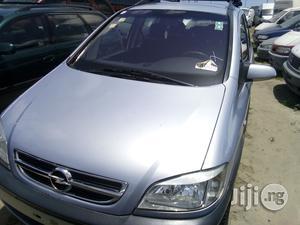 Opel Zafira 2003 Silver | Cars for sale in Lagos State, Apapa