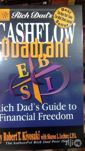Cashflow Quadrant By Robert Kayosaki | Books & Games for sale in Lagos State, Yaba
