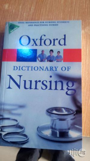 Oxford Nursing Doctionary | Books & Games for sale in Lagos State, Yaba
