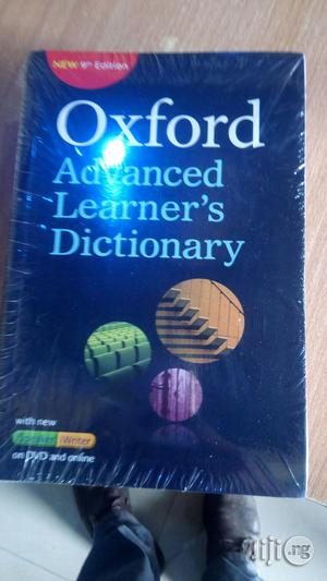 Oxford ,Advanced Learner's Dictionary | Books & Games for sale in Lagos State, Yaba