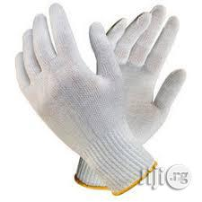 Cotton Hand Glove | Medical Supplies & Equipment for sale in Lagos State