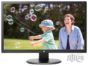 HP 24uh 24-inch LED Backlit Monitor With HDMI Port | Computer Monitors for sale in Lagos State, Ikeja