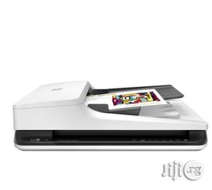 HP Scanjet Pro 2500 F1 Document Scanner | Printers & Scanners for sale in Lagos State, Ikeja