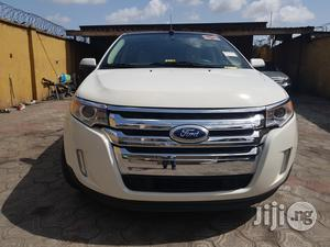 Ford Edge 2013 White | Cars for sale in Lagos State, Surulere