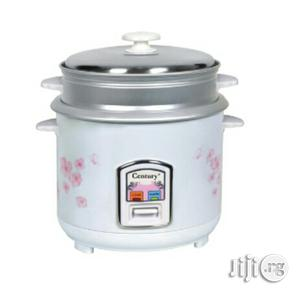 Century Rice Cooker Crc 8428 B 2.8litre | Kitchen Appliances for sale in Lagos State, Ojo