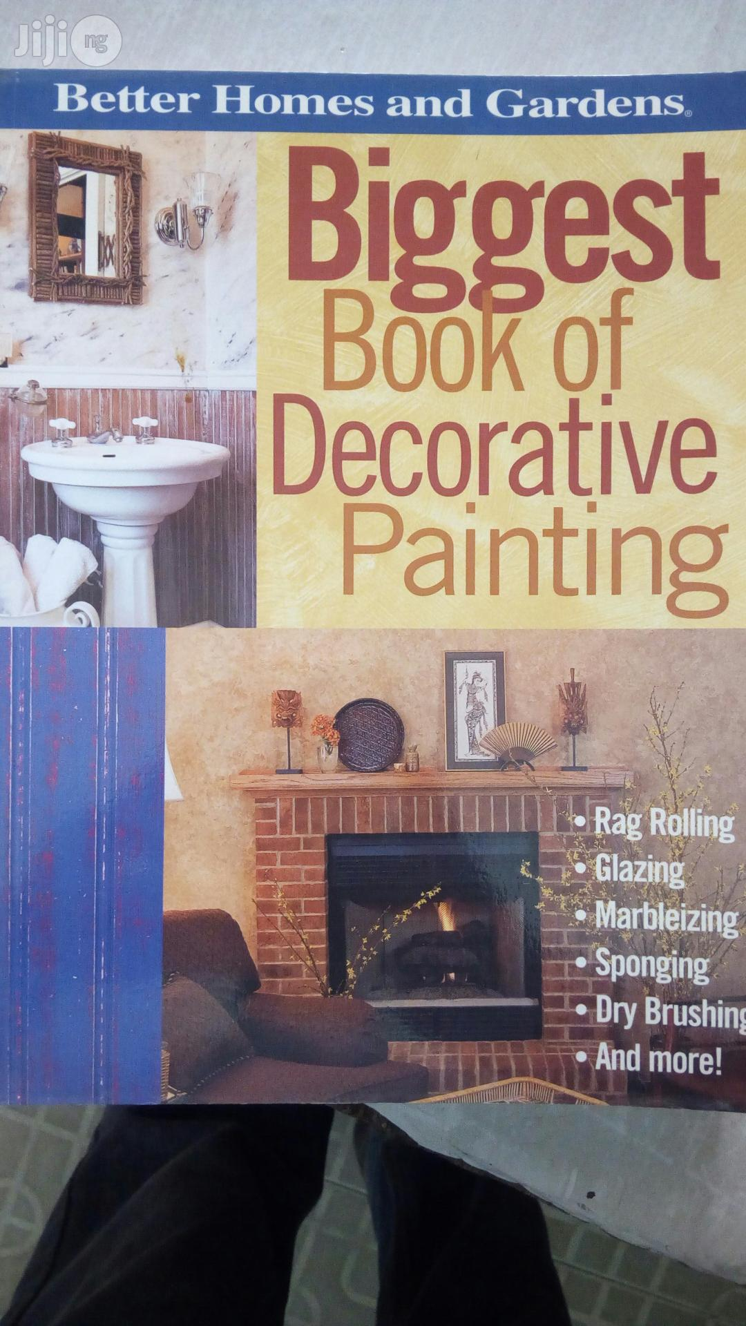 Book Of Decoration And Painting