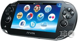 Hacked Ps Vita Fat With Games   Video Game Consoles for sale in Lagos State, Ikeja