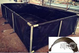 High Quality Mobile Fish Pond Tarpaulin, 500 Catfish, 13,000 Ltrs | Farm Machinery & Equipment for sale in Abuja (FCT) State, Utako