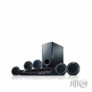 LG DVD Home Theater System   Audio & Music Equipment for sale in Lagos State, Ojo