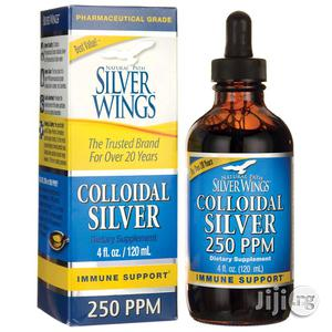 Colloidal Silver 250 Ppm, 1 Fluid Ounce (30mls)   Vitamins & Supplements for sale in Lagos State, Ifako-Ijaiye