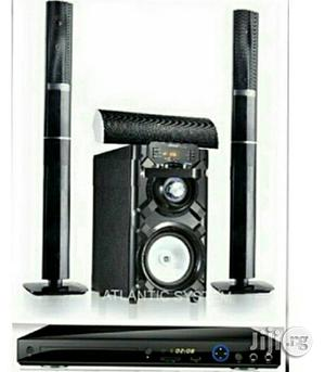 Powerful 3.1 Channel Bluetooth Home Theater System   Audio & Music Equipment for sale in Lagos State, Ojo