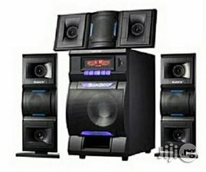 Djack Heavy Bluetooth Home Theater System Dj-m3l   Audio & Music Equipment for sale in Lagos State, Ojo