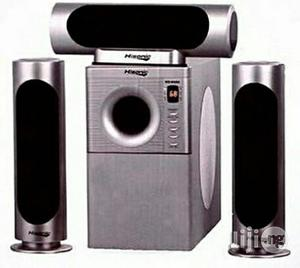 Sub-woofer Home Theater System Black   Audio & Music Equipment for sale in Lagos State, Ojo