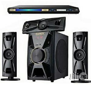 3.1ch Heavy Duty Bluetooth Home Theater System   Audio & Music Equipment for sale in Lagos State, Ojo
