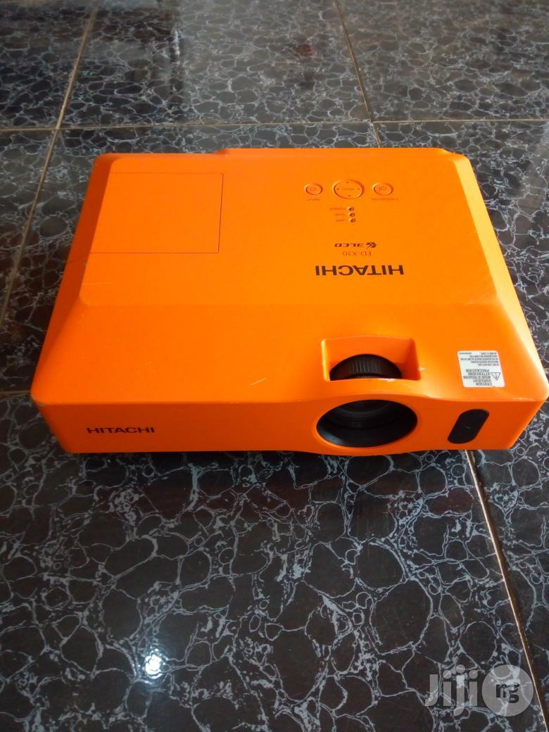 Archive: Hitachi Projector