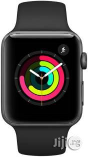 Apple Iwatch Series 2 38mm Black Aluminum Case - Space Gray.   Smart Watches & Trackers for sale in Lagos State