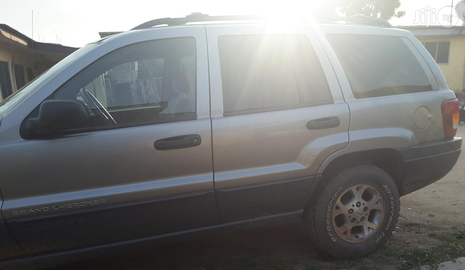 Jeep Cherokee 2006 Limited 3.7 Silver   Cars for sale in Ojo, Lagos State, Nigeria