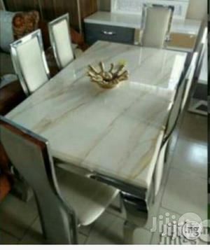 Marble Dining Table   Furniture for sale in Lagos State, Ikorodu