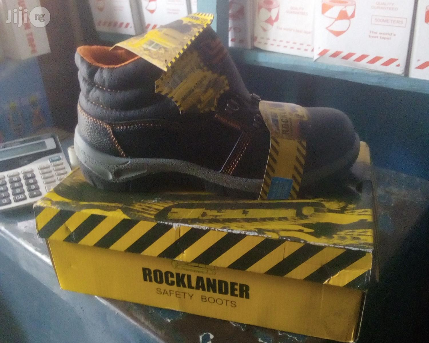Safety Boots | Shoes for sale in Asokoro, Abuja (FCT) State, Nigeria