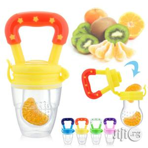 Baby Fruit Food Pacifier Dummy Nipple Teether | Baby & Child Care for sale in Lagos State, Ojodu