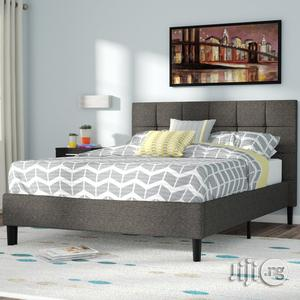 Principal Upholstered Bed Frame | Furniture for sale in Lagos State