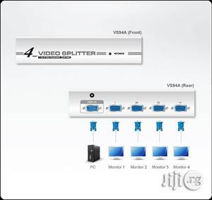 Aten 4-Port VGA Video Splitter(350mhz) - VS94A | Computer Accessories  for sale in Lagos State, Ikeja