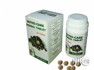 Kill Diabetes WITH the Use of Nutri-Care Herbal Tablet | Vitamins & Supplements for sale in Lagos State, Ikeja
