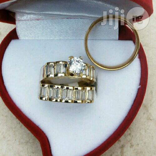 Xup Gold Romania Wedding Rings