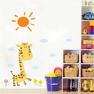 3d Girrafe Wall Sticker | Home Accessories for sale in Lagos State, Alimosho