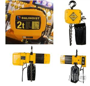 Electric Chain Block 2ton | Manufacturing Equipment for sale in Lagos State, Ojo