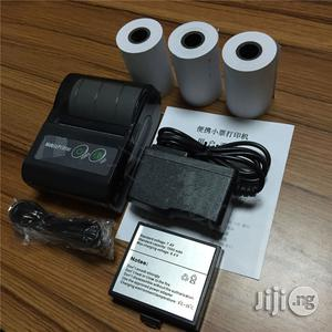 58mm Bluetooth Receipt Thermal Printer Bill Machine   Printers & Scanners for sale in Lagos State, Ikeja