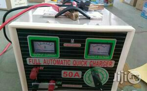 12V -24V 50amps Full Automatic Charger   Solar Energy for sale in Lagos State, Ojo