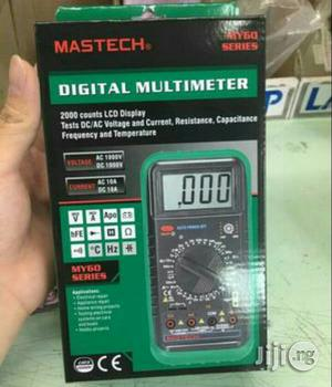 Mastech My68 Auto Range Multimeter | Measuring & Layout Tools for sale in Lagos State, Ojo