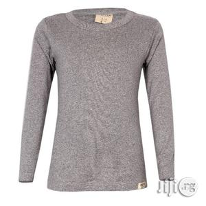 Police Kb.005 Bodykid Grey 2-4/4-6/6-8 Yrs Plain Long Sleeve T-Shirt | Clothing for sale in Lagos State, Surulere