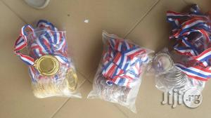 New Gold, Silver And Bronze Medals Available At Favour Sports Station | Arts & Crafts for sale in Rivers State, Port-Harcourt