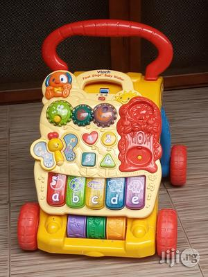 UK Used Vtech Baby Learning Walker From 8month to 3years | Children's Gear & Safety for sale in Lagos State, Ikeja