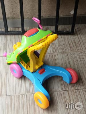 Tokunbo UK Used 2in1 Baby Learning Walker | Children's Gear & Safety for sale in Lagos State