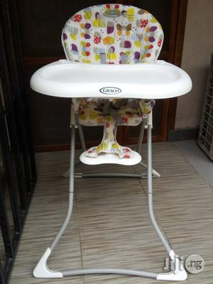 Tokunbo UK Used Graco Baby High Feeding Chair | Children's Furniture for sale in Lagos State, Ojodu
