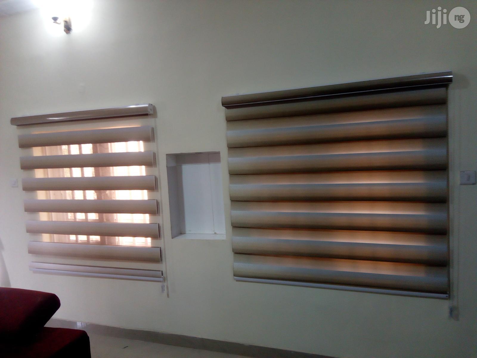 Blind Curtain Home