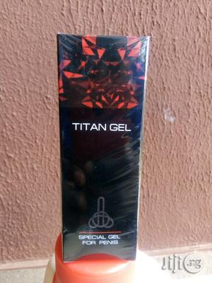 Titan Gel Penis Enlargement Cream | Sexual Wellness for sale in Lagos State, Ojodu