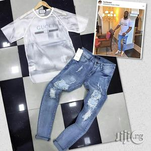 Quality Gucci Jeans Available | Clothing for sale in Lagos State, Surulere