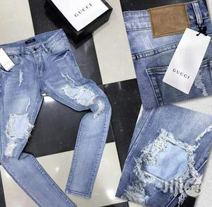 Latest Quality Crazy GUCCI Jeans Available | Clothing for sale in Lagos State, Surulere