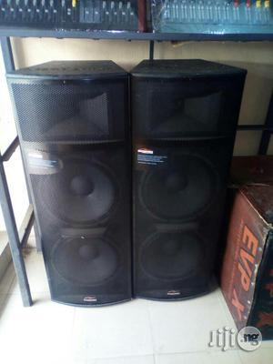 """Sonymax Double 15"""" Speakers   Audio & Music Equipment for sale in Lagos State, Ojo"""